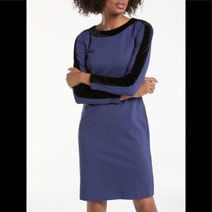 Boden Ingrid Ponte Dress